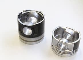 Piston Coating
