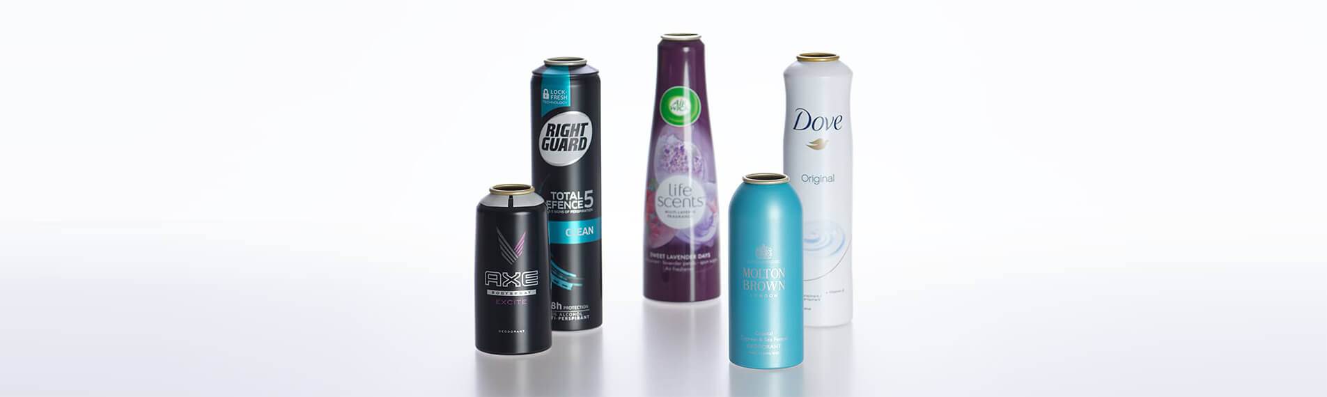 Internal Coating of Aerosol Cans