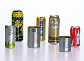 Internal Coating of Beverage Cans