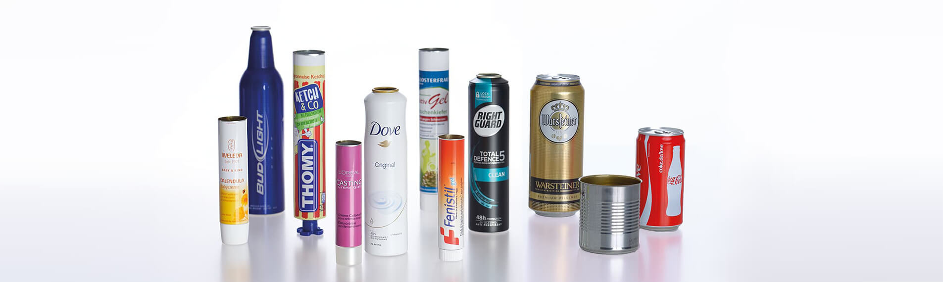 Internal Coating of Metal Packaging